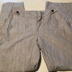 NWT Madison Hill Linen Blend Dress Pants 4